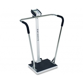 Detecto 6855 Waist-High Bariatric Stand-On Scale