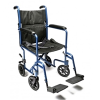 Everest & Jennings Transport Chair Wheelchair
