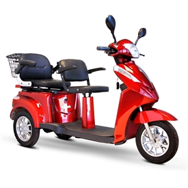eWheels 2 Person 3-Wheel Power Scooter