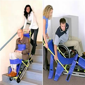 Garaventa Evacu-Trac Evacuation Chair