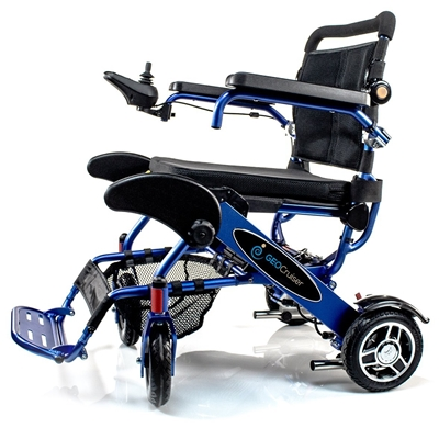 Geo Cruiser EX Electric Wheelchair