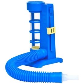 Hudson RCI Air Eze Incentive Deep Breathing Exerciser Spirometer