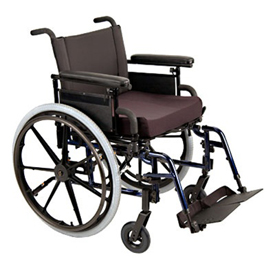 Invacare Xtra Ultra Lightweight Wheelchair