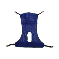 Invacare Reliant Full Body Sling With Commode Opening
