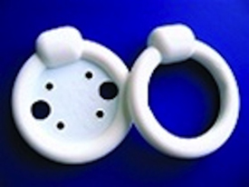 Incontinence Ring and Knob Pessary, With or Without Support