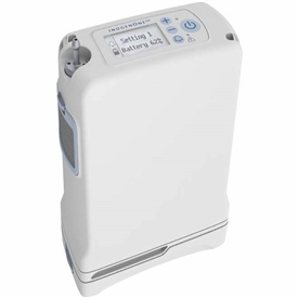 Inogen One G4 Portable Oxygen Concentrator (8-Cell Double Life Battery)