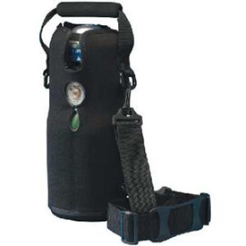 Invacare HomeFill M2 Oxygen Cylinder Pack with Bag and Belt