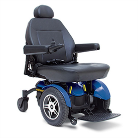 Jazzy Select  Elite 14 Power Wheelchair