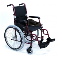 Karman Healthcare LT-980 Ultra Lightweight Aluminum Wheelchair