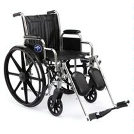 Excel 2000 Manual Wheelchair