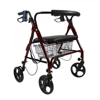 Medline Bariatric Rollator