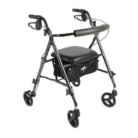 Freedom 11 lb. Rollator by Medline