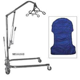 Medline Patient Lift w/Free Sling