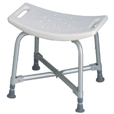 Medline Bariatric Bath Bench, 550 lbs. Capacity