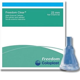 Coloplast Freedom Clear Catheter