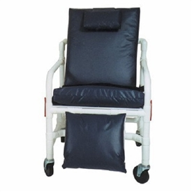 MJM 530-S Barriatric Multi-Positional PVC Geri Chair