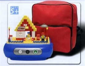 Nebulizer with Building Blocks