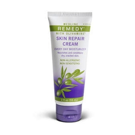 Medline  Remedy Olivamine Skin Repair Cream 4oz Tube