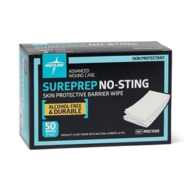 Sureprep Protective Wipes
