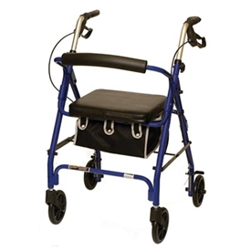 Probasics Junior Rollator Walker (Blue)