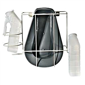 Medline Bedpan Holder
