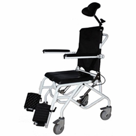 Provider Kashe Tilt in Space Shower Commode Chair