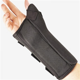 "FLA ProLite 8"" Wrist Splint with Abducted Thumb"