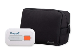 Purify O3 Portable Ozone Cpap/BiPap Sanitizer and Cleaner.  Can also be used to Sanitizes and disinfect Sports Gears or Stinky Shoes