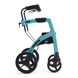 Rollz Motion 2-n-1 Rollator Transport Chair