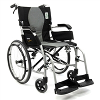 Karman Ergo Flight - S-2512 Ultra Lightweight Wheelchair