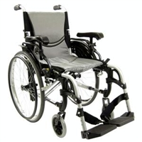 Karman Healthcare Ergonomic Series S-305Q Manual Wheelchair