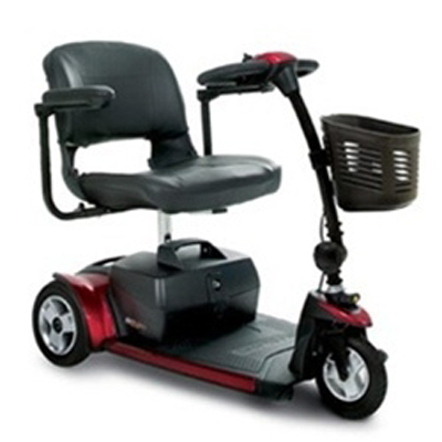 Go-Go Elite Traveller 3-Wheel Scooter