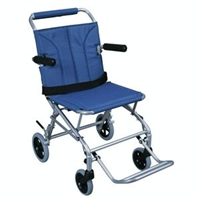 Super Light, Folding Transport Chair with Carry Bag