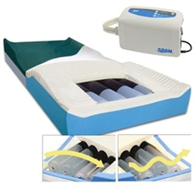 PressureGuard APM2 Safety Supreme Mattress System