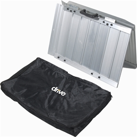 Single Fold Portable Ramp with Carry Handle and Travel Bag