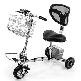SmartScoot Travel Scooter - Mobility Scooter