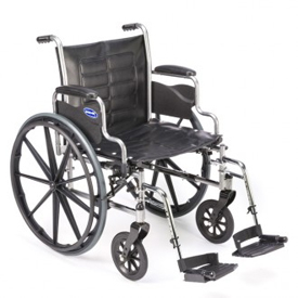 Invacare Tracer EX2 Deluxe Wheelchair