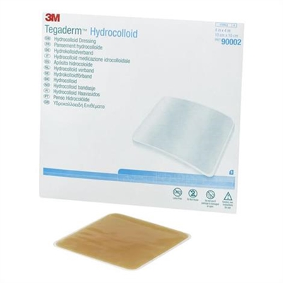 Tegaderm Hydrocolloid Dressing by 3M