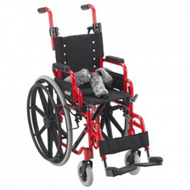 Wallaby Pediatric Folding Wheelchair