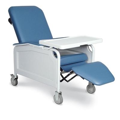Winco 5851 Reclining Geri Chair