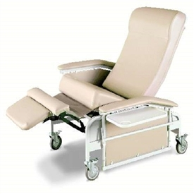 Winco 6571 XL CareCliner Geriatrics Chair