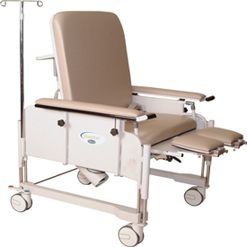 Winco S999 / S-999 Bariatric Lateral Patient Transfer Chair