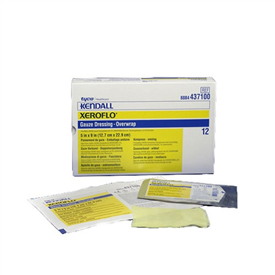 Xeroform Petrolatum Gauze Dressings