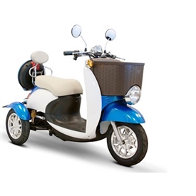 eWheels EW-11 Three Wheel Sport Mobility Scooter