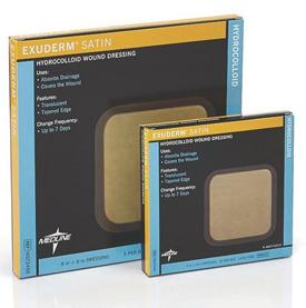 Exuderm Satin Hydrocolloid