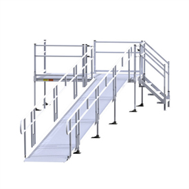 EZ-Access Pathway Wheelchair Access Ramp
