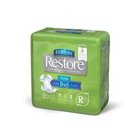 Medline FitRight Restore Briefs
