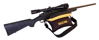 "#916012-Field Black-Gold/Tuff-Tec 10"" BULLS BAG Shooting Rest (Filled)"