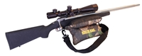 "#916014-Field Tree Camo/Tuff-Tec 10"" BULLS BAG Shooting Rest (Filled)"