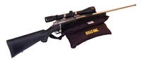 "#91705-Bench Black/Suede 15"" BULLS BAG Shooting Rest (Filled)"